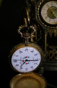 Vintage timepieces.