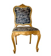 Chinese Style Victorian Chair