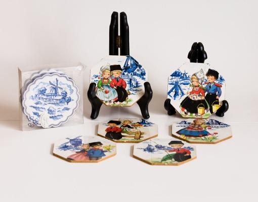 Dutch Coaster Sets